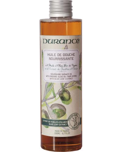 Durance Масло для душа Листья Оливы питательное Nourishing Shower Oil
