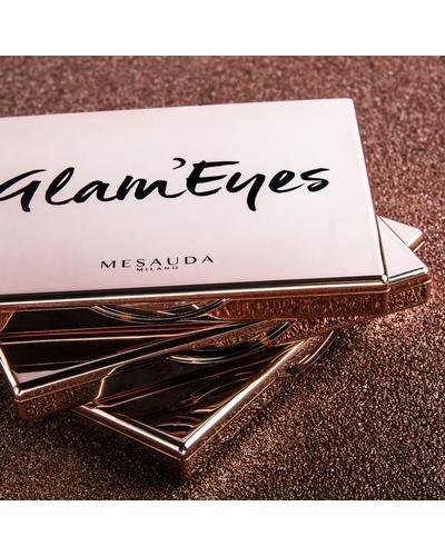 MESAUDA Палітра тіней для очей Glam'Eyes. Фото 5