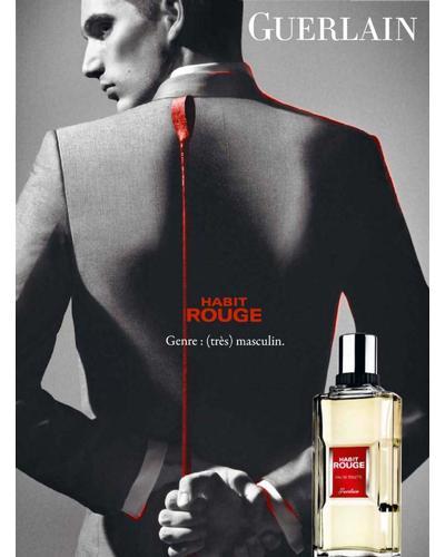 Guerlain Habit Rouge Eau De Parfum. Фото 3
