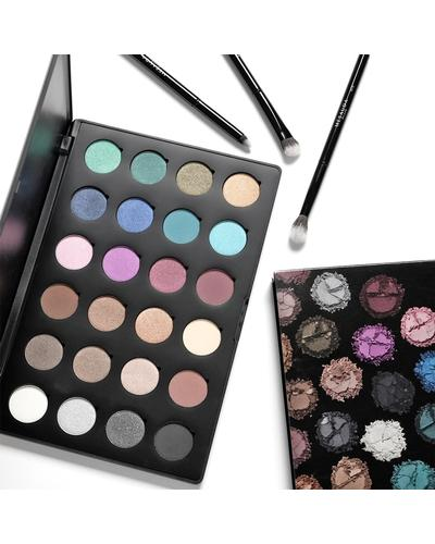 MESAUDA Палетка теней для глаз 24/7 Eyeshadow Palette. Фото 4