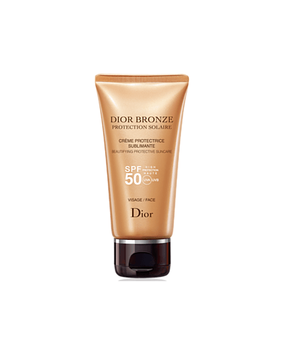 Dior Bronze Beautifying Protective Suncare Face SPF50