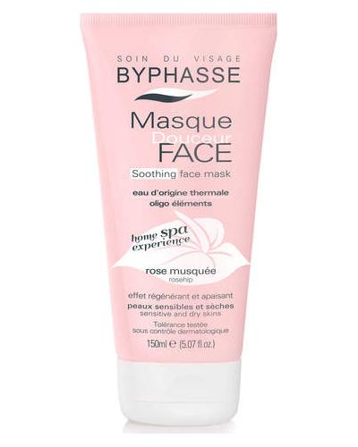 Byphasse Маска для лица Soothing Face Mask . Фото 4