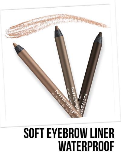 Misslyn Soft Eyebrow Liner Waterproof. Фото 1