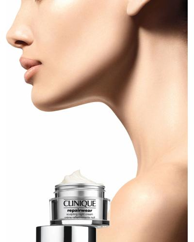 Clinique Нічний крем-гель для обличчя та шиї Repairwear Sculpting Night Cream. Фото 1