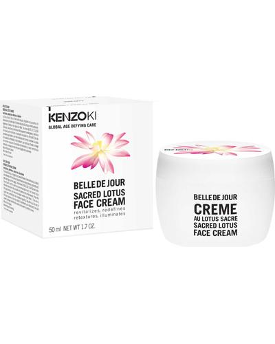 KenzoKi Belle de Jour Sacred Lotus Face Cream. Фото 1