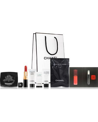 CHANEL Rouge Coco Reformulated Set