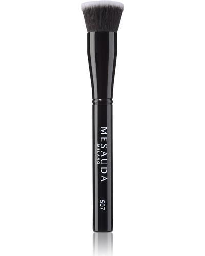 MESAUDA Пензлик для тонального флюїду професійний Flat Profile Foundation Brush 507