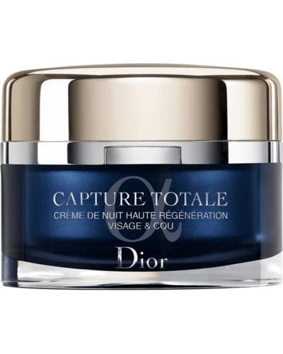 Dior Интенсивный восстанавливающий ночной крем для лица и шеи Capture Totale Creme De Nuit