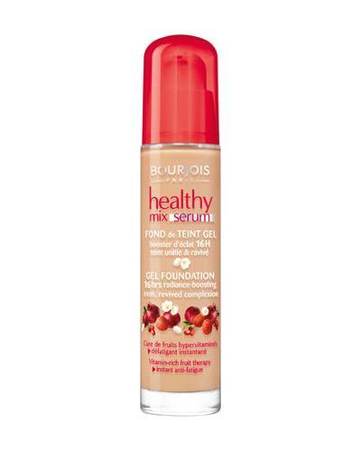 Bourjois Тональная крем-сыворотка Healthy Mix Serum. Фото 2