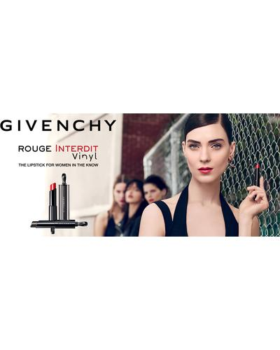 Givenchy Rouge Interdit Vinyl. Фото 5