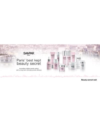 SAMPAR Velvet Cleansing Milk. Фото 3