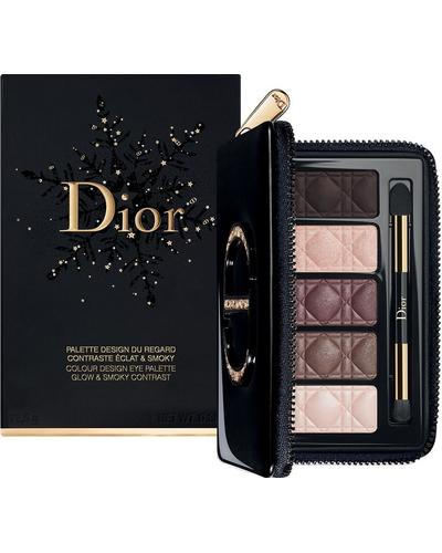 Dior Glow and Smoky Contrast Palette