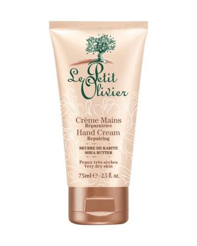 Le Petit Olivier Ultra moisturising hand cream with fair trade Shea butter