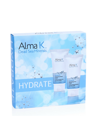 Alma K Hydrate- Hand & Foot Kit