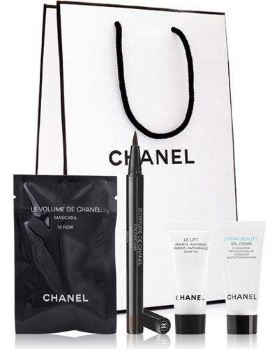 CHANEL Ecriture De Chanel Set