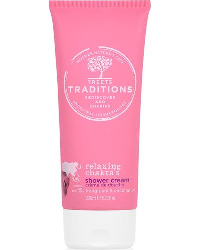 Treets Traditions Relaxing Chakra's Shower Cream