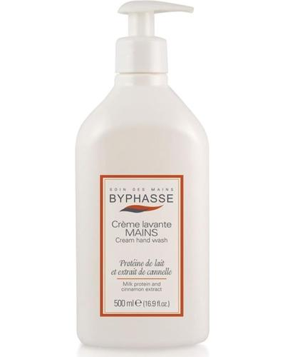Byphasse Liquid Cream Hand Wash Milk Protein