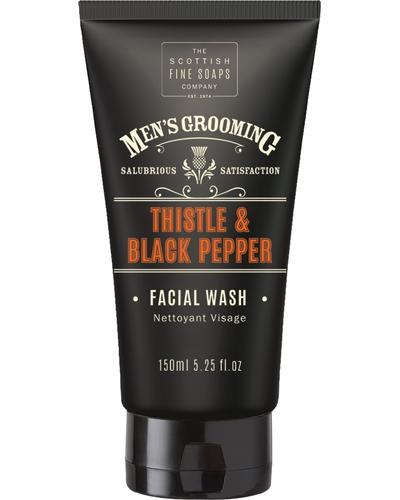 Scottish Fine Soaps Средство для умывания Thistle & Black Pepper Facial Wash