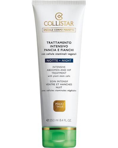 Collistar Интенсивное ночное средство для похудения для живота и бедер Intensive Abdomen and Hip Treatment Night