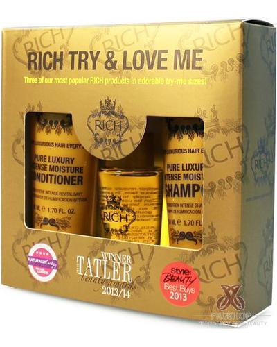 RICH Try & Love Me. Фото 1