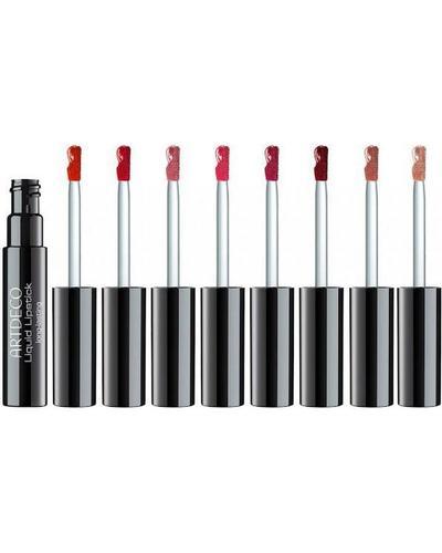Artdeco Стойкая кремовая губная помада и блеск для губ Liquid Lipstick Long-lasting. Фото 2