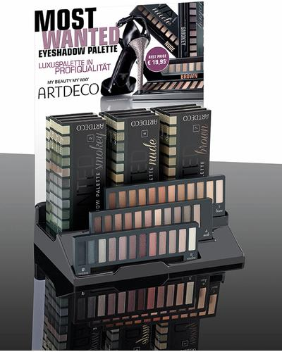 Artdeco Most Wanted Eyeshadow Palette. Фото 2