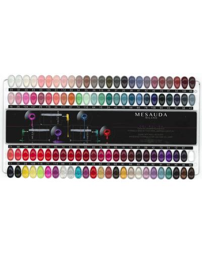 MESAUDA Gel Polish Nail Colour Mini. Фото 3