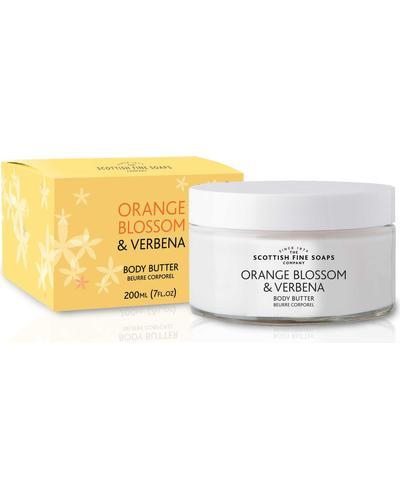 Scottish Fine Soaps Orange Blossom & Verbena Body Butter