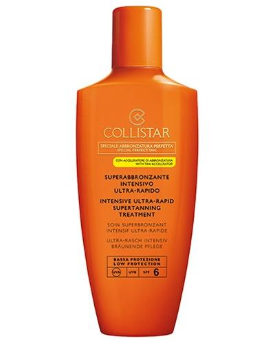 Collistar Intensive Ultra-Rapid Supertanning Treatment SPF6