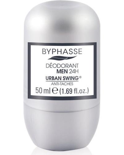 Byphasse Дезодорант роликовый 24h Men Deodorant Urban Swing