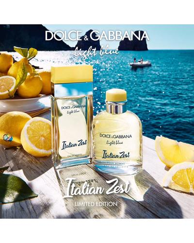Dolce&Gabbana Light Blue Italian Zest Pour Homme. Фото 1