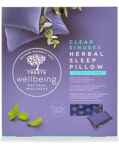 Treets Traditions Ароматерапевтична подушка Herbal Sleep Pillow Clear Sinuses. Фото 1