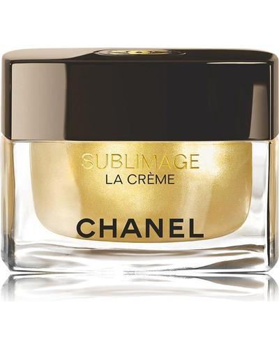 CHANEL Фундаментальний регенеруючий крем для обличчя та шиї Sublimage La Creme