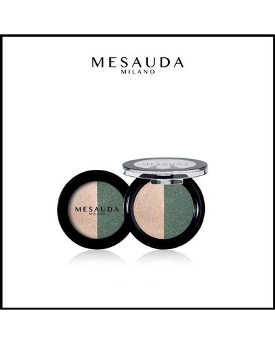 MESAUDA Vibrant Duo Eye Shadow. Фото 6