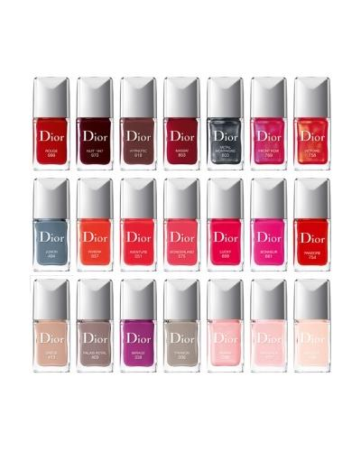 Dior Vernis Gel Shine Nail Lacquer. Фото 3