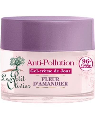Le Petit Olivier Anti-Pollution Day Gel Cream