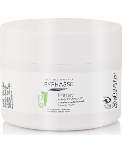 Byphasse Маска для волос для всей семьи Family Hair Mask Multivitamin Complex