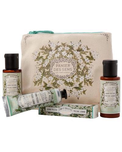 Panier Des Sens Набор для путешествий Travel Pouch Precious Jasmine