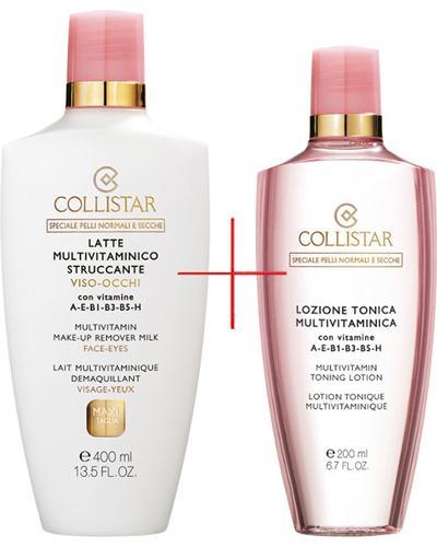 Collistar Подарунковий набір Multivitamin Face and Eye Make-up Remover Milk Kit