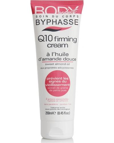 Byphasse Крем для тела антивозрастной Body Seduct Q10 Firming Cream Sweet Almond Oil