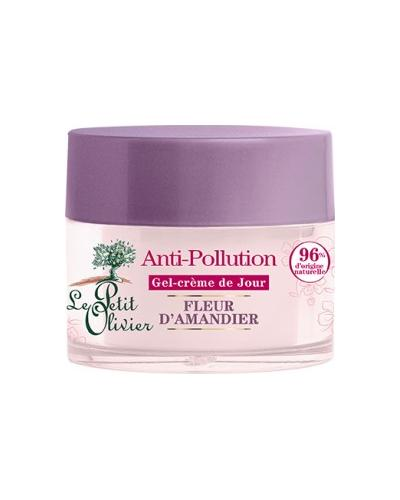 Le Petit Olivier Anti-Pollution Day Gel Cream