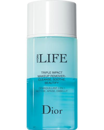 Dior Засіб для зняття макіяжу потрійної дії Hydra Life Triple Impact Makeup Remover