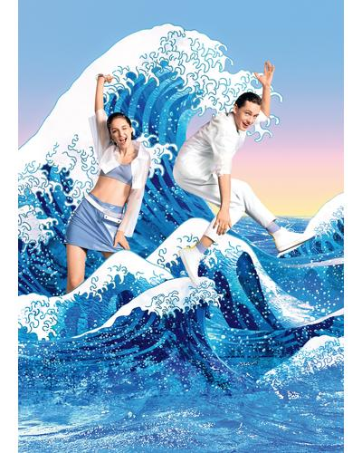 Kenzo L'Eau Kenzo Pour Femme Hyper Wave. Фото 1