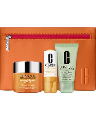 Clinique Подарочный набор «Сияние и энергия» Superdefense Gift Set