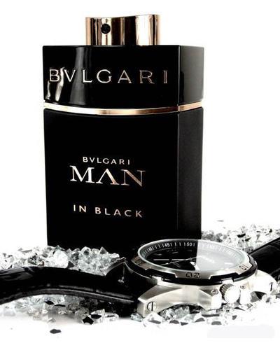 Bvlgari Man in Black фото 1