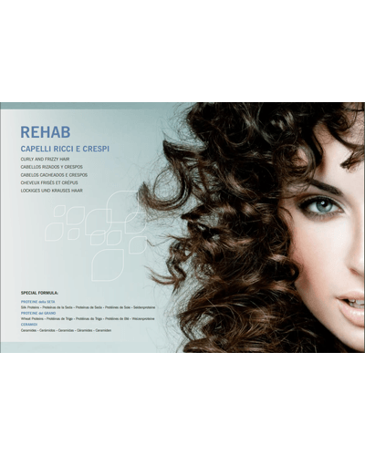 Maxima PURING Rehab Restructuring Curly Shampoo. Фото 1