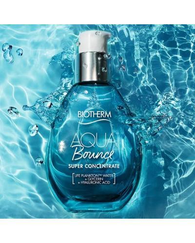Biotherm Концентрат для обличчя зволожуючий Aqua Bounce Super Concentrate. Фото 3