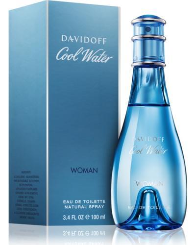 Davidoff Cool Water Woman фото 1