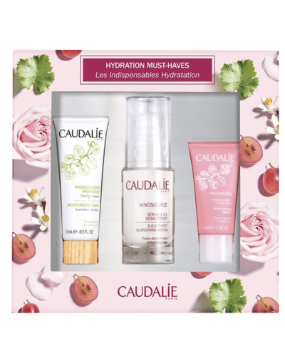 Caudalie Набір Vinosource SOS Serum Set