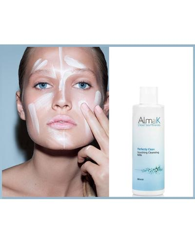 Alma K Soothing Facial Cleansing Milk. Фото 1